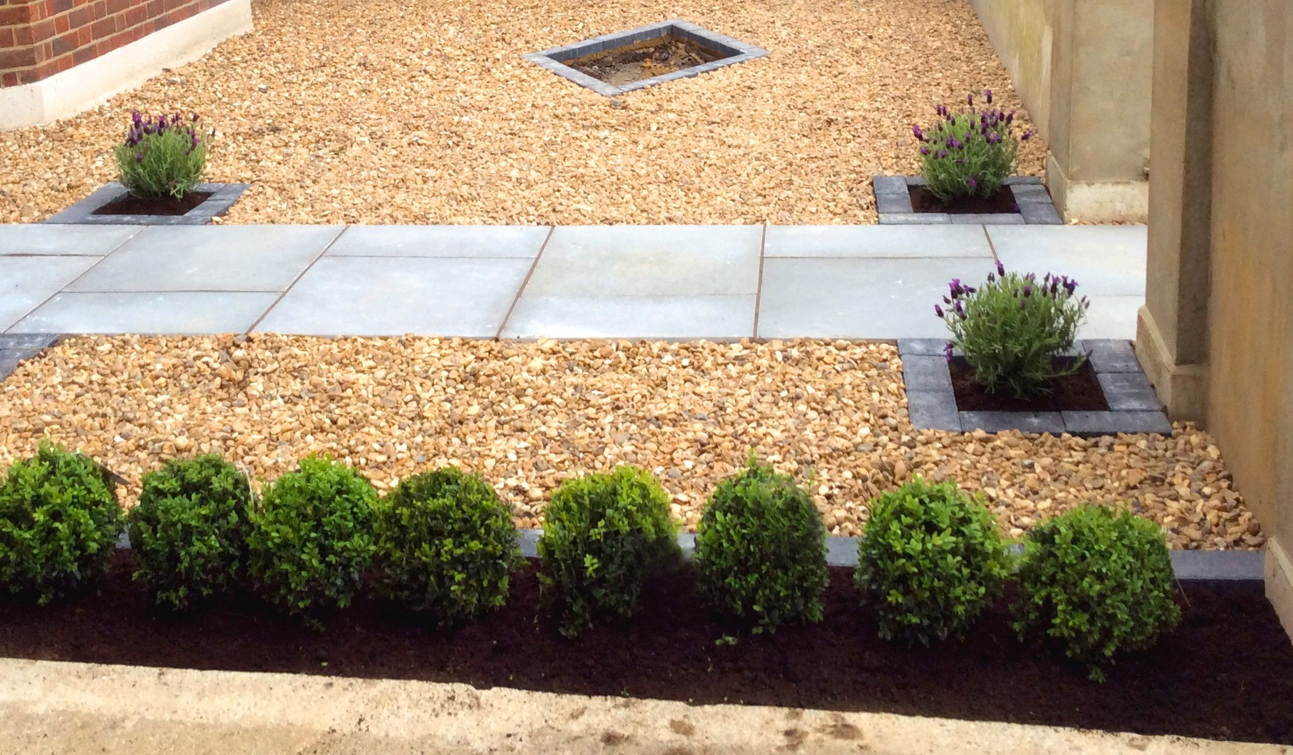 Call us about getting a new gravel driveway today for Decorative landscape gravel