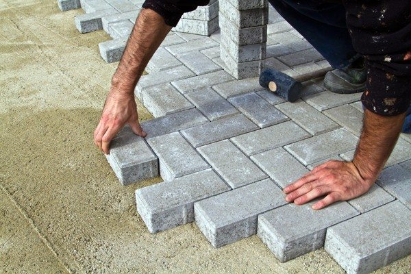 Block Paved Driveways, New Driveway Company, Oxford And London