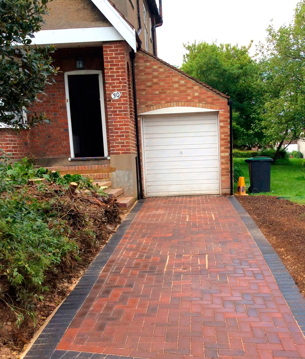 block driveway North London, Block Driveways by New Driveway Company, Oxford and london