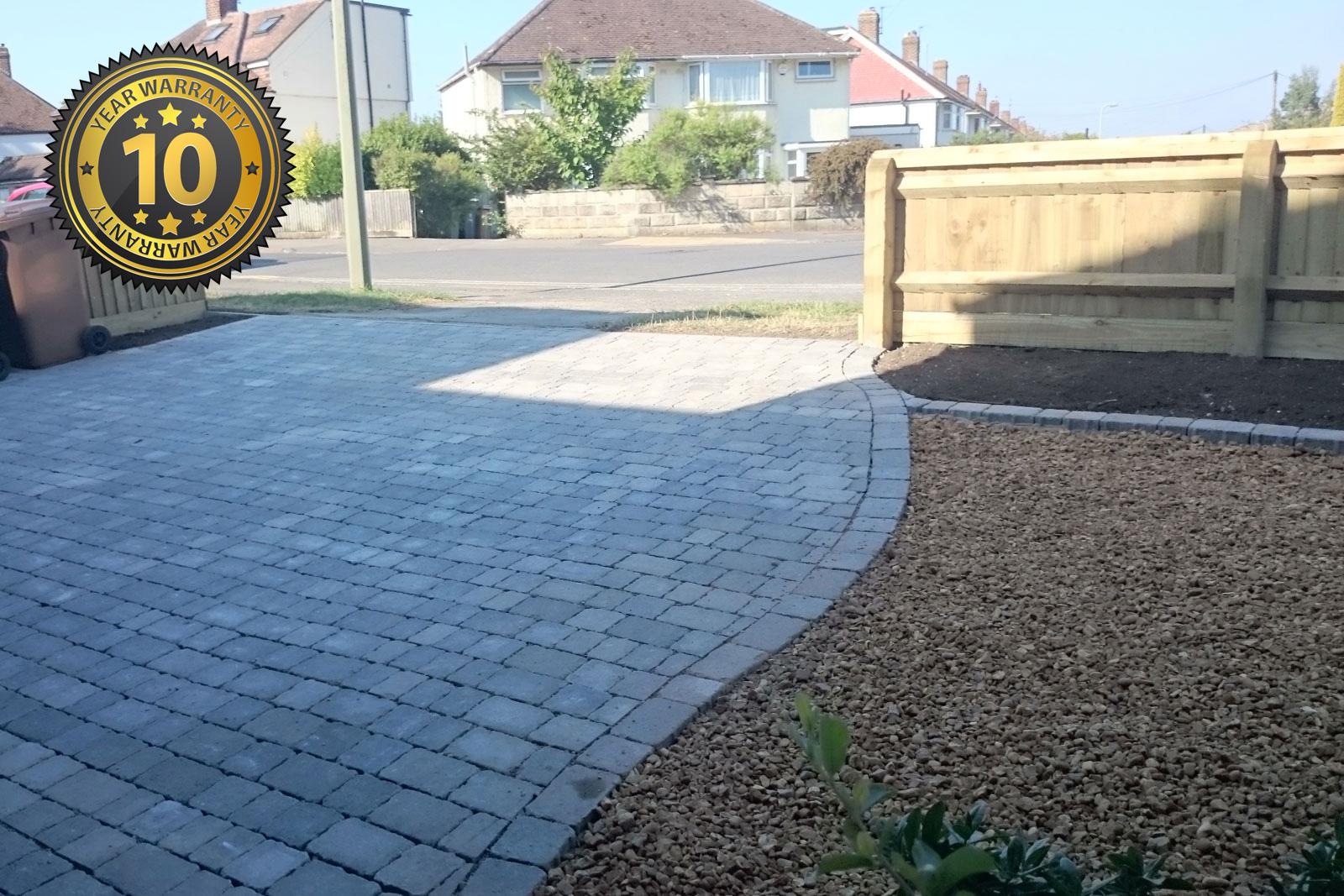 Block Paving, New Driveway Oxford