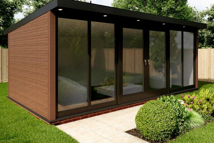 Garden Rooms Composite wood garden rooms new driveway company do you need planning permission for your garden room sisterspd