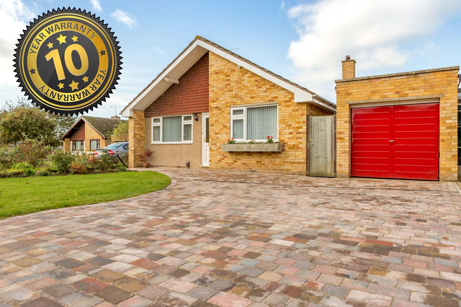 block driveway wallingford, Oxfordshire, New driveway company, warranty