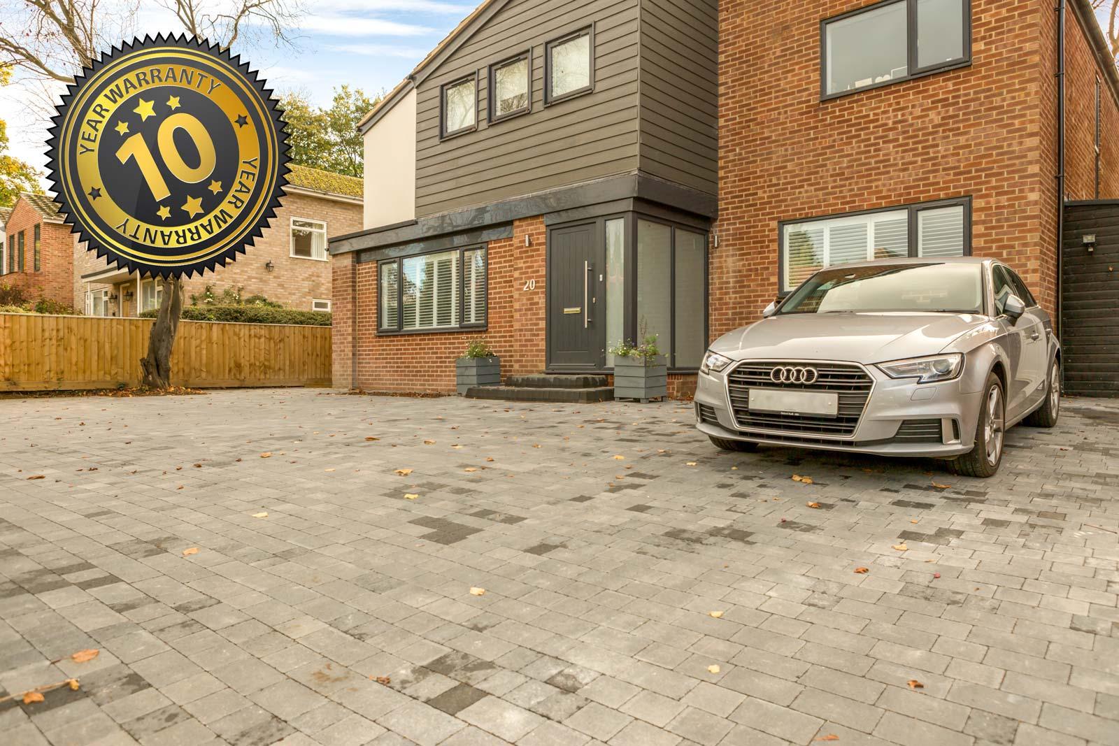 block driveway newbury New driveway company, warranty