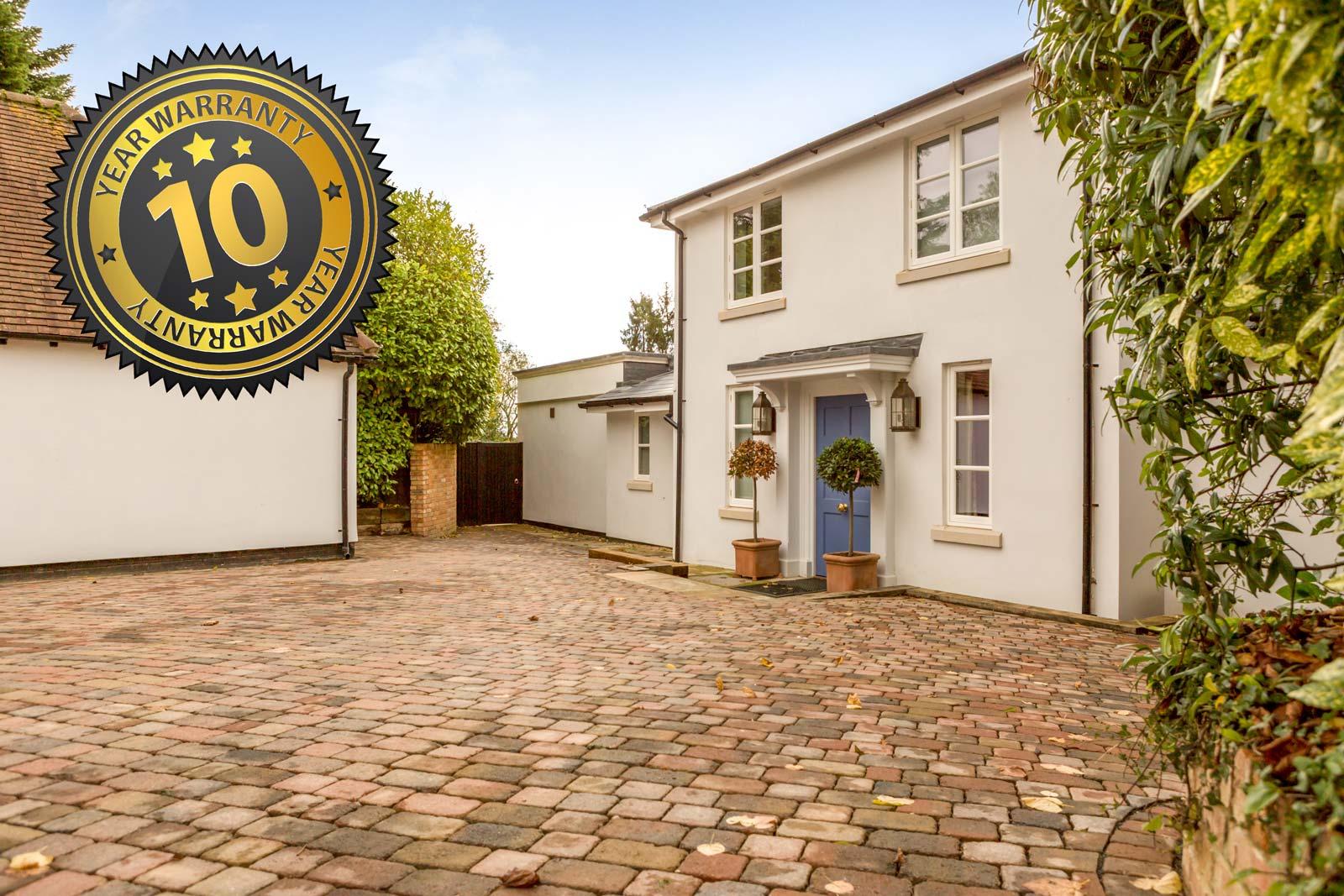 block driveway Henley, Oxfordshire, New driveway company, warranty