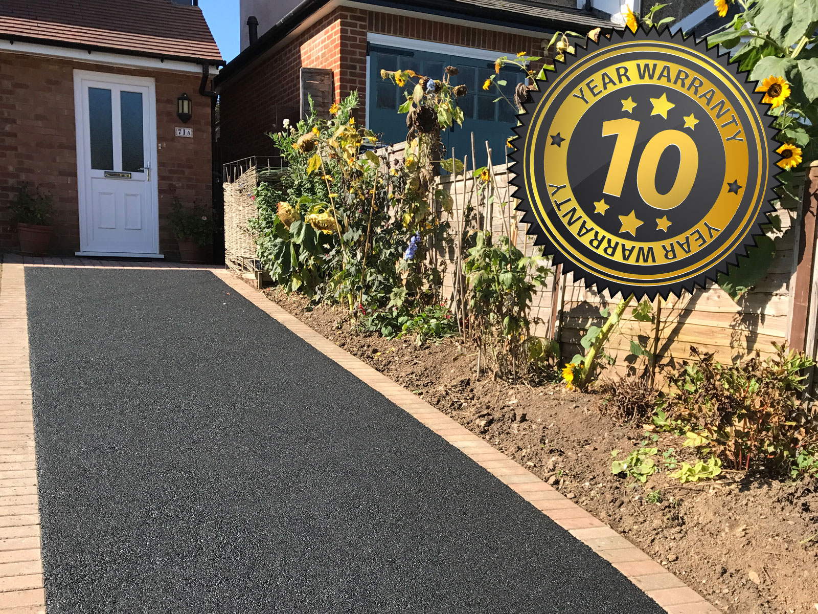 New Driveway Extension, Marlow, New Driveway Company